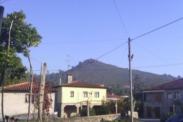 Vista para capela S.Cristovão no pico dos regalados!