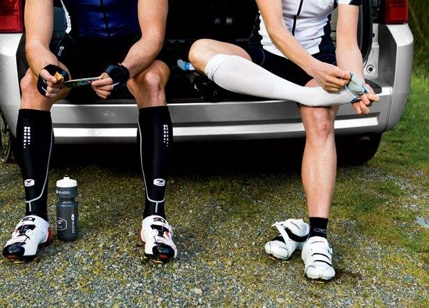 meias-compressao-ciclismo