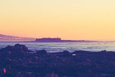 Ilha e Forte da Insua