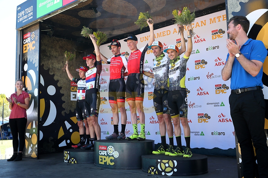 Absa Cape Epic 2018 stage 4