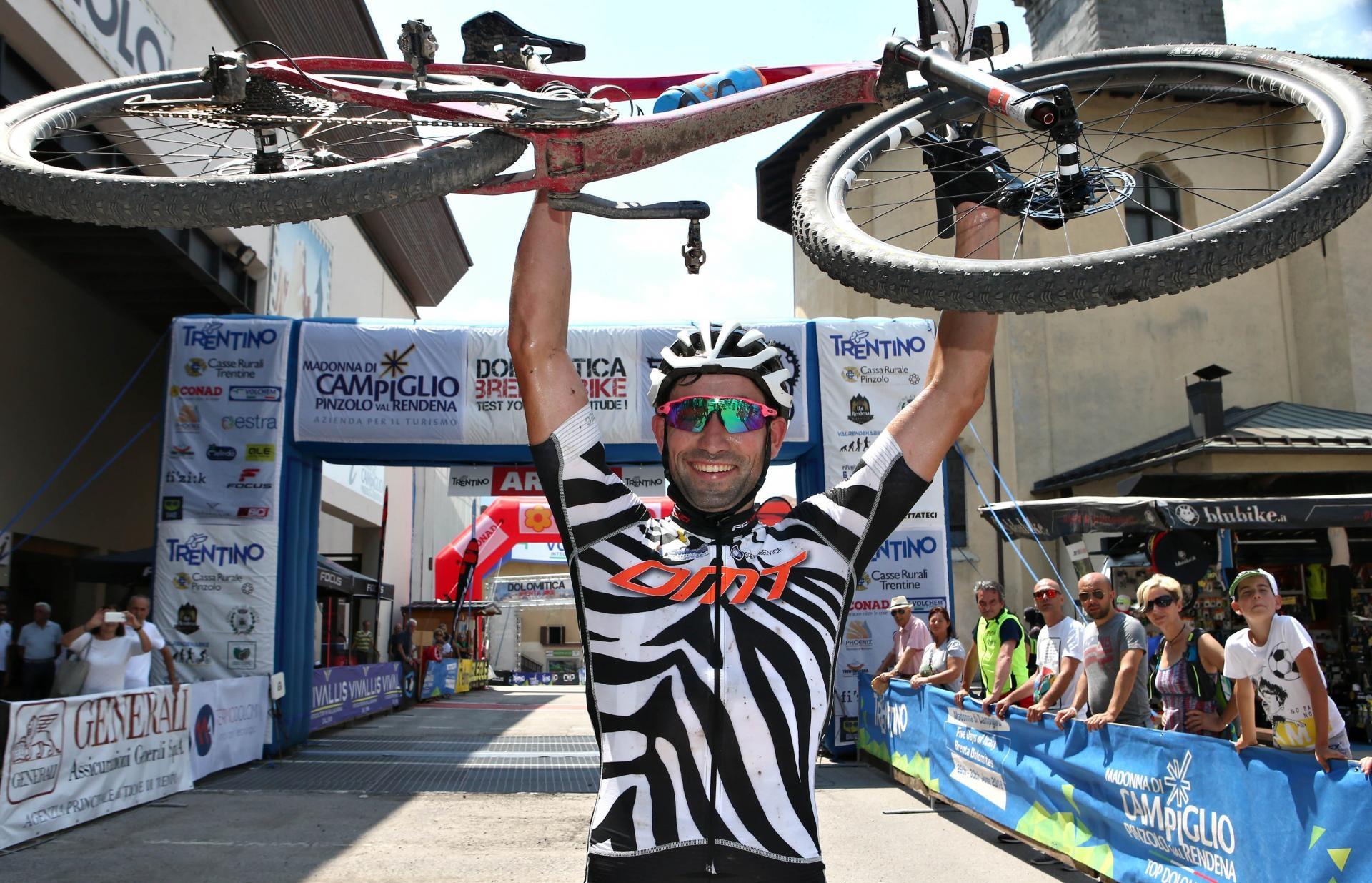 José Dias | Foto: Dolomitica Brenta Bike