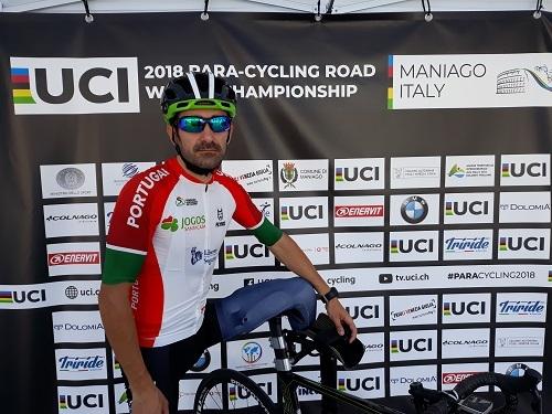 Telmo Pinão | Foto: Federação Portuguesa de Ciclismo
